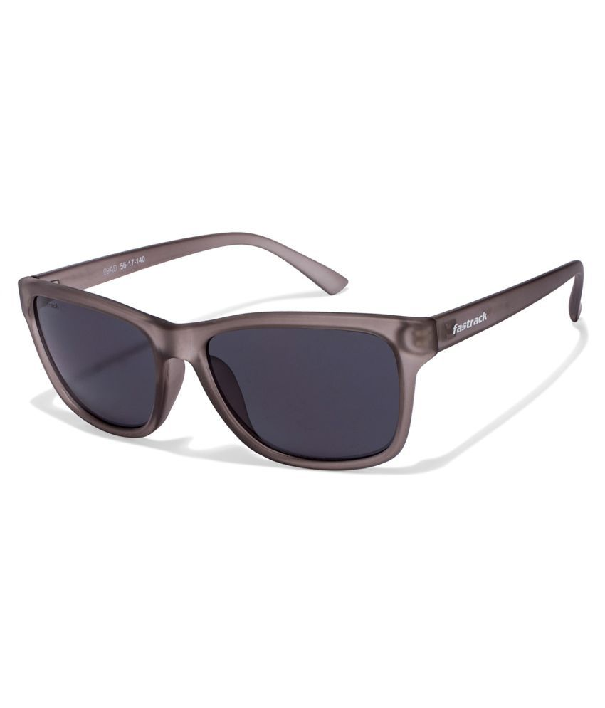 375438a4b4f Fastrack Black Wayfarer Sunglasses ( P357BK2 ) - Buy Fastrack Black  Wayfarer Sunglasses ( P357BK2 ) Online at Low Price - Snapdeal