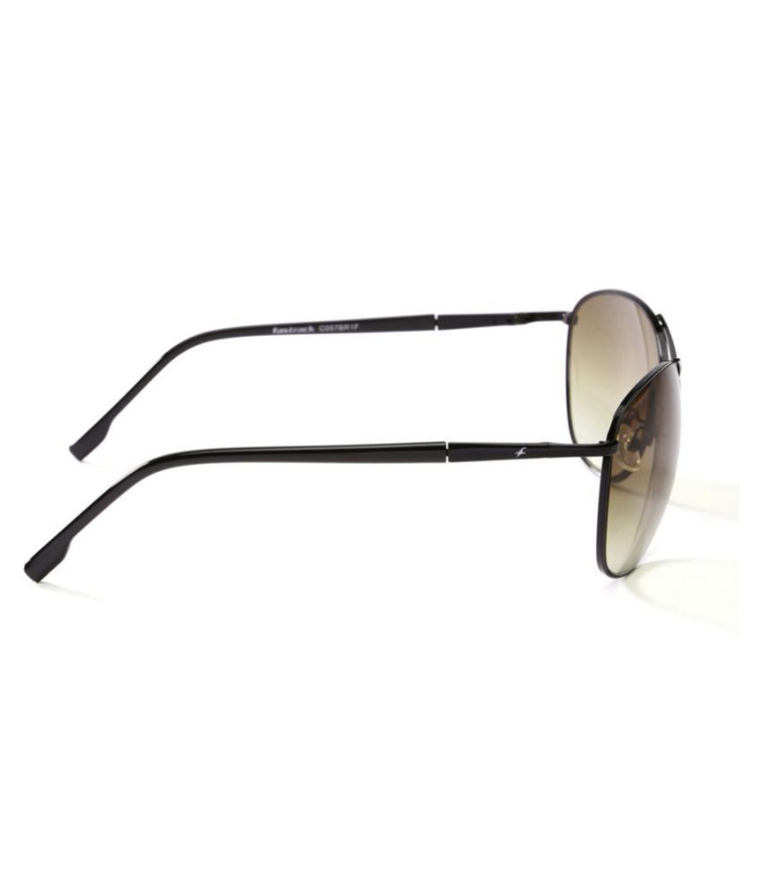 3b633876d3 Fastrack Brown Oval Sunglasses ( C057BR1F ) - Buy Fastrack Brown ...
