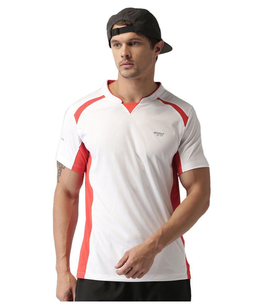 2GO Pace White Rugga T-shirt