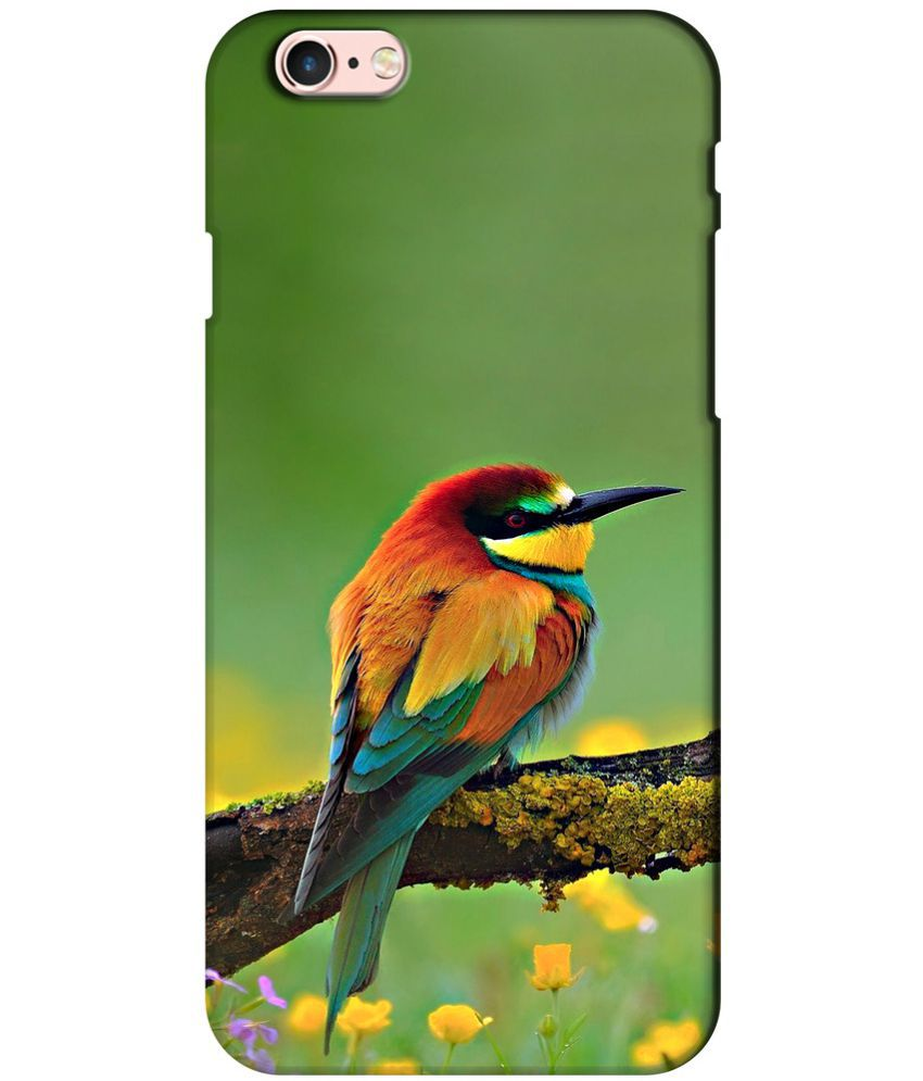 Apple iPhone 6S 3D Back Covers By Aman