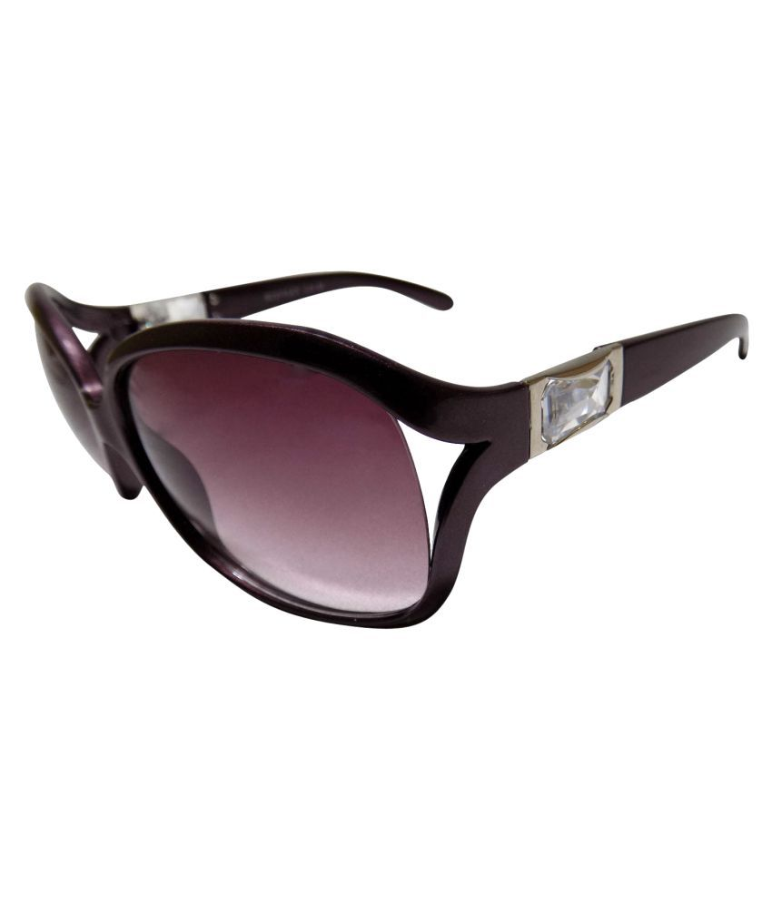 4ty Hands Pink Oversized Sunglasses ( SPX65 )