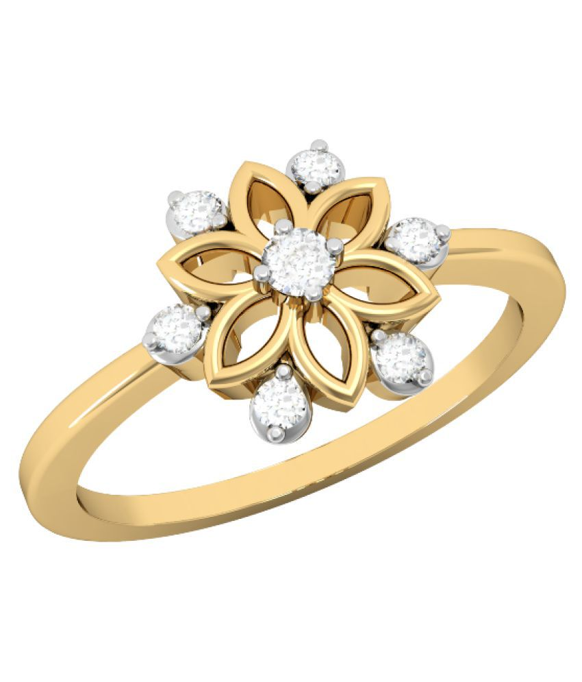 Vachya 18k Gold Ring