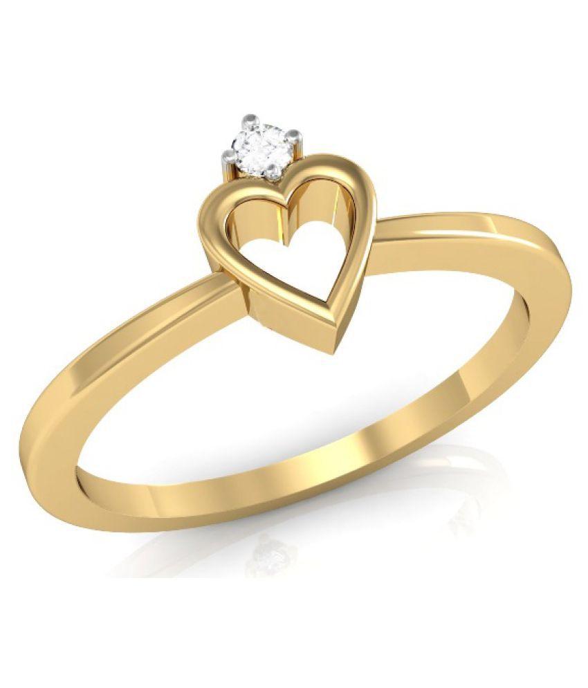 Vachya 18k Gold Ring