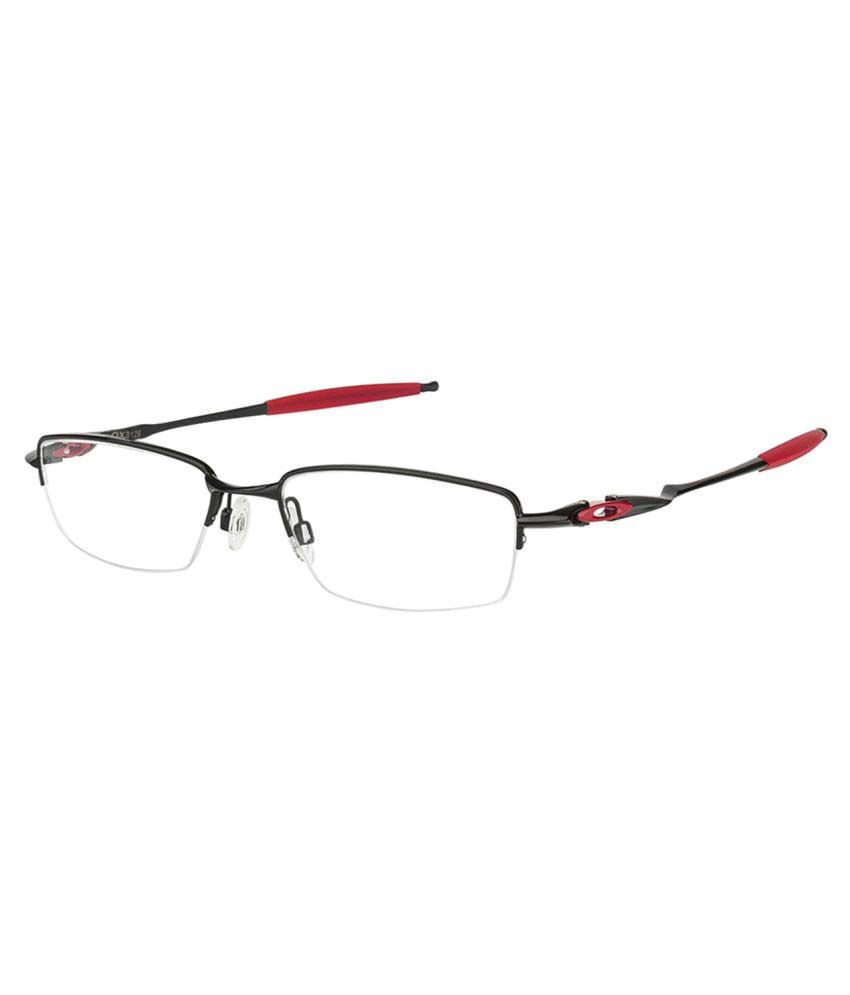 5b28fd678e Oakley Rectangle Spectacle Frame OX3129-07-53 - Buy Oakley Rectangle  Spectacle Frame OX3129-07-53 Online at Low Price - Snapdeal
