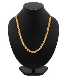Dare Chain In Golden Color For Men