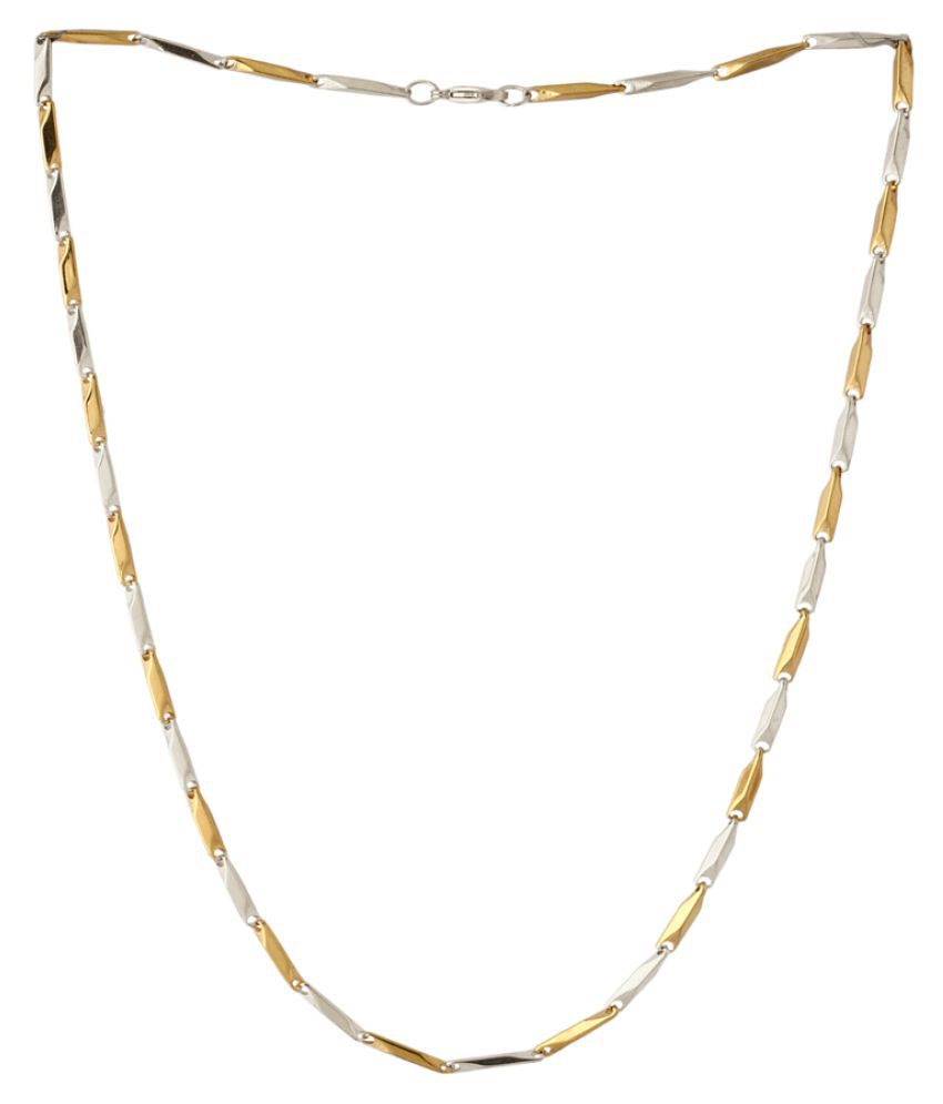 Linear Styled Chain For Men