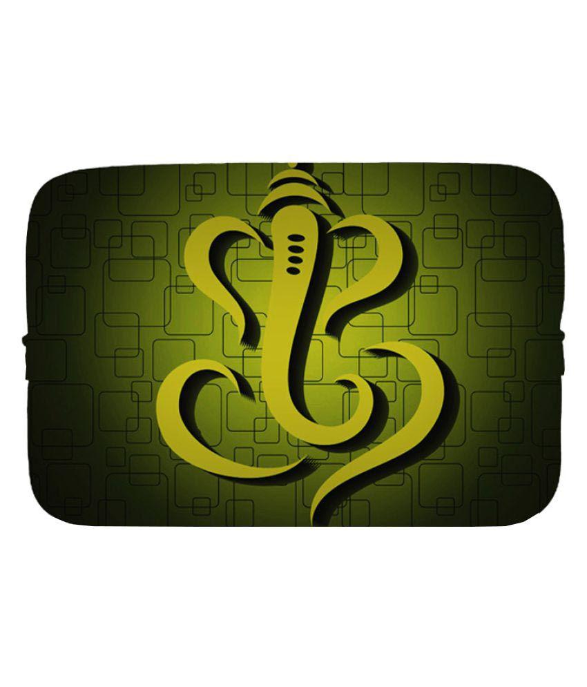 Star NV Bags Green Laptop Sleeves
