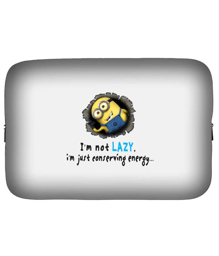 Star NV Bags Grey Laptop Sleeves