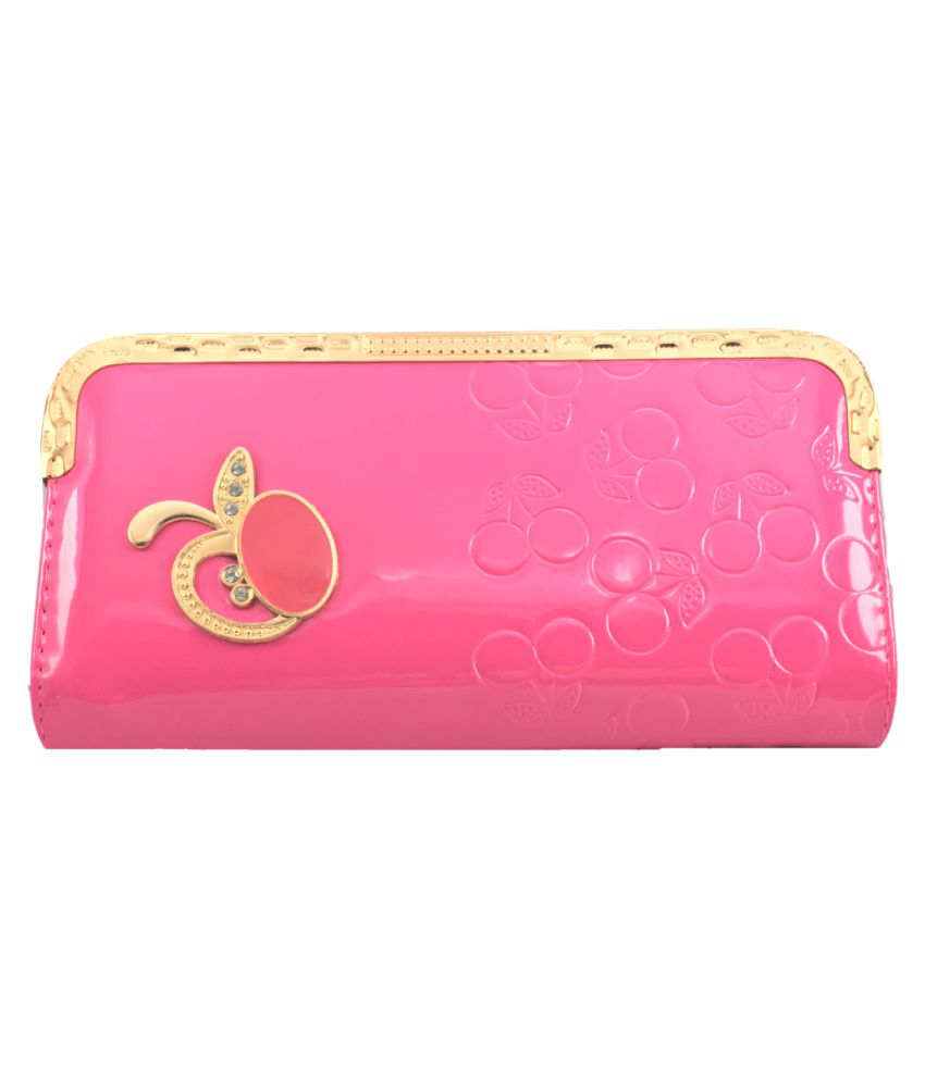 Famous Pink Wallet