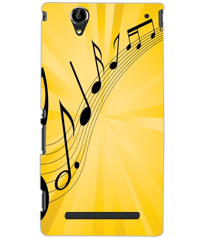 Sony Xperia T2 Printed Cover By PRINTSWAG