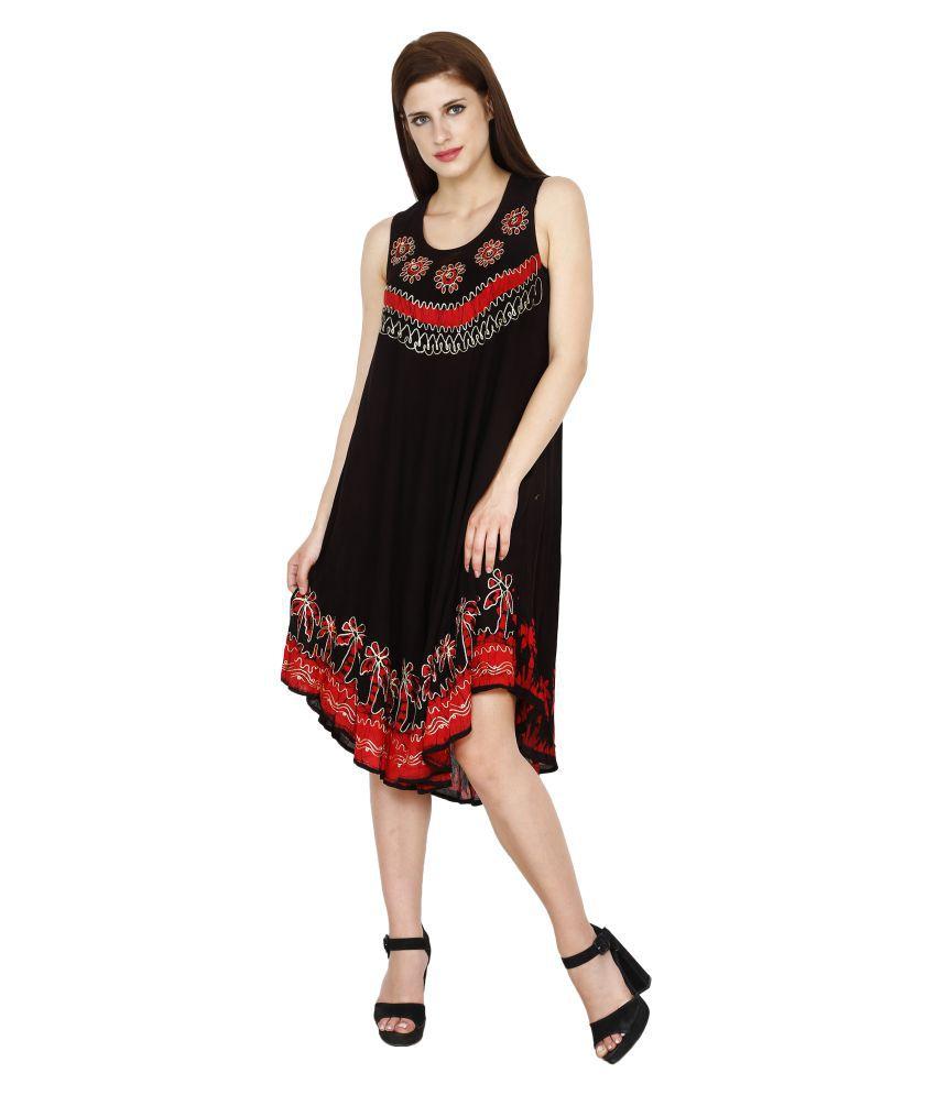 CJ15 Crepe Asymmetric dress
