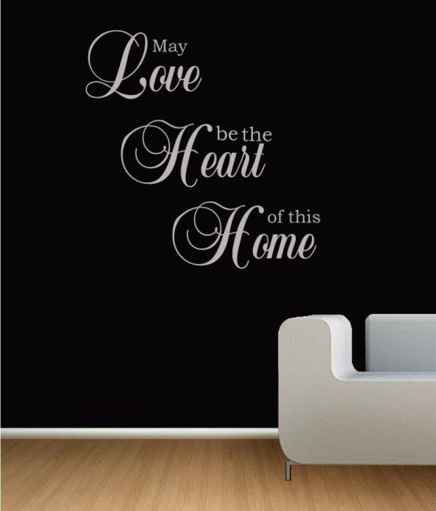 Ritzy Love Home Quotes Motivationalquotes Motivationalquotes Pvc