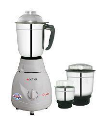 Activa PLUTO PRO 500 Watt 3 Jar Mixer Grinder