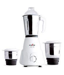 Kenstar AXE 3S (KMA50W3S-DBB) 500 Watt 3 Jar Mixer Grinder