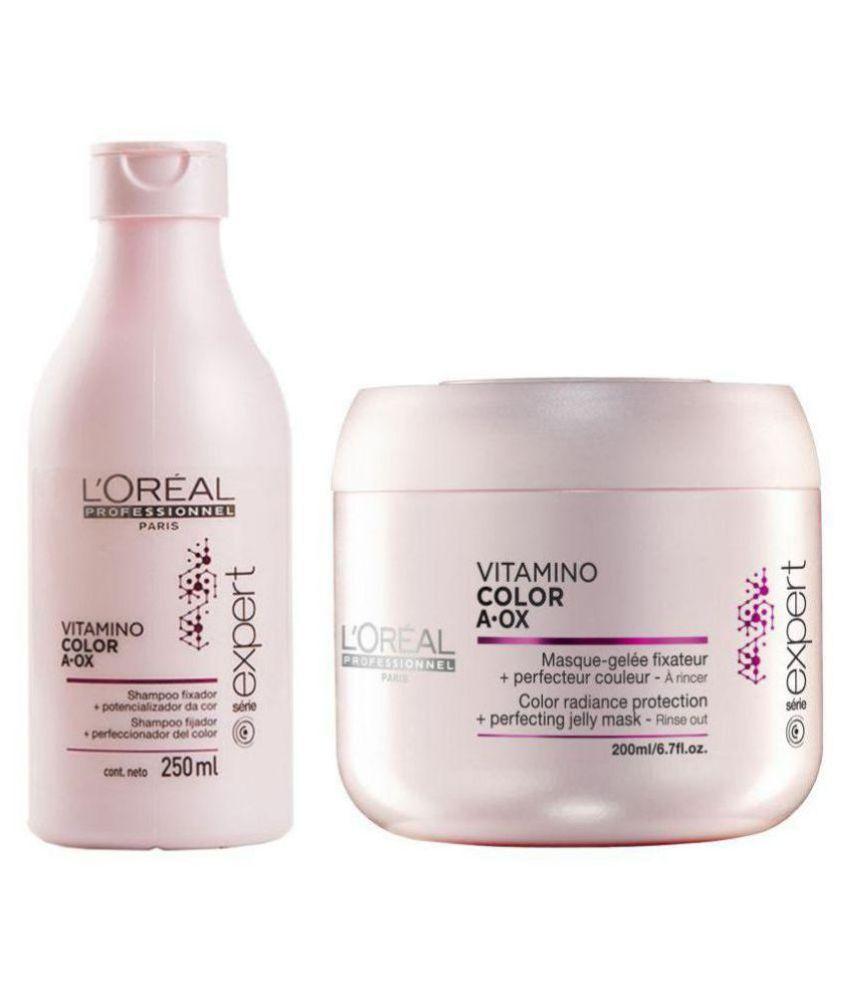 Loreal Professional Vitamino Color A Ox Shampoo Conditioner 230