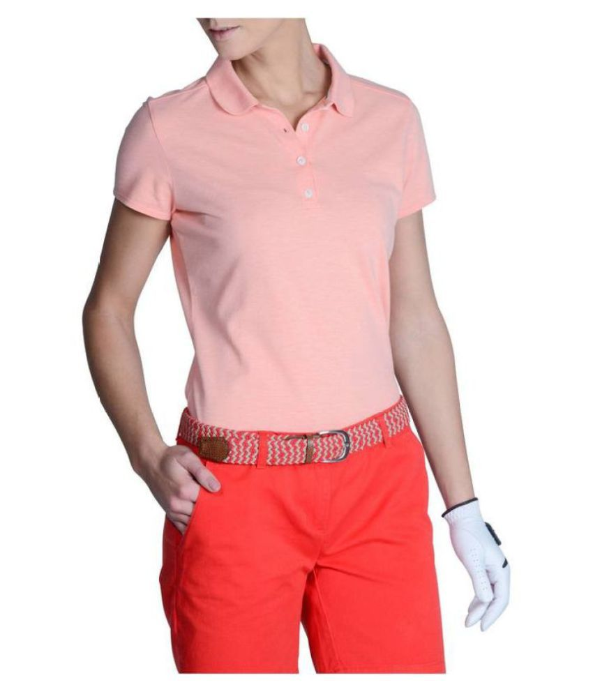 Inesis Golf Polo T-Shirt For Women
