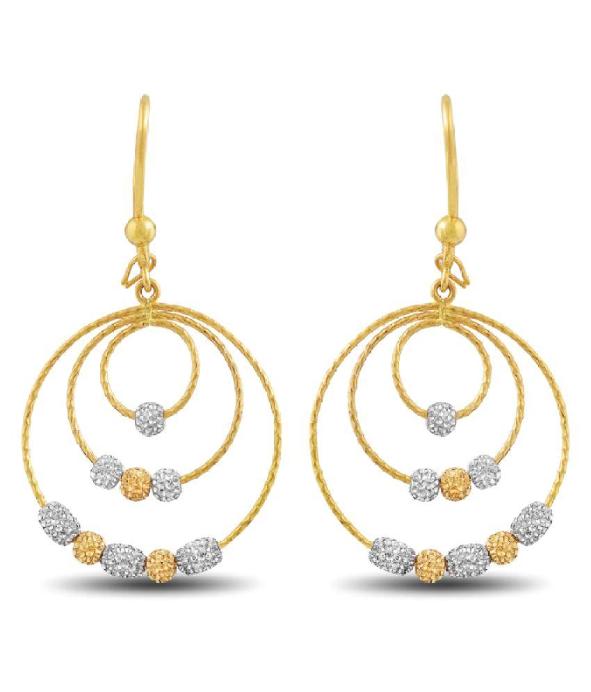 ZKD Jewels 22k BIS Hallmarked Yellow Gold None Hangings