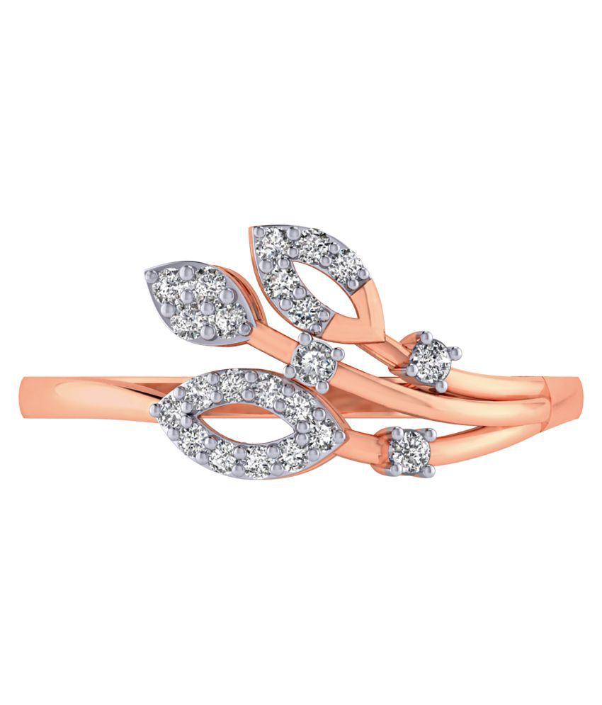 Cygnus 18k Rose Gold Ring