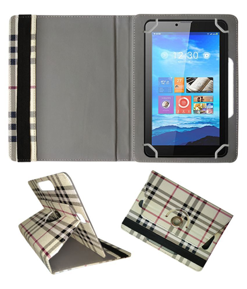 Acer A1-713Hd Flip Cover By Fastway Multi Color