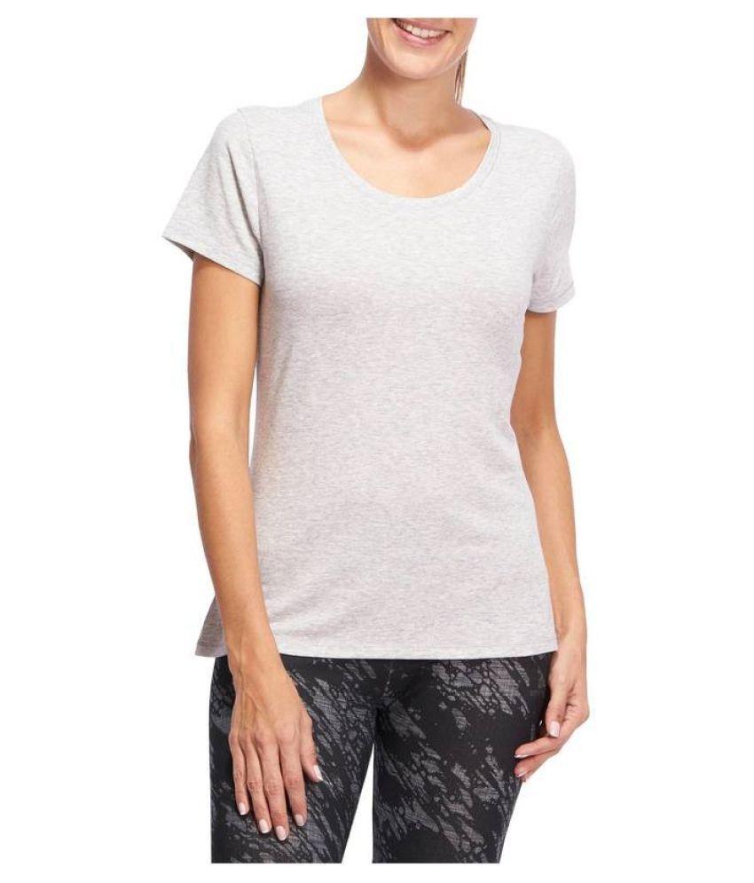 DOMYOS Women's Regular-fit T-shirt