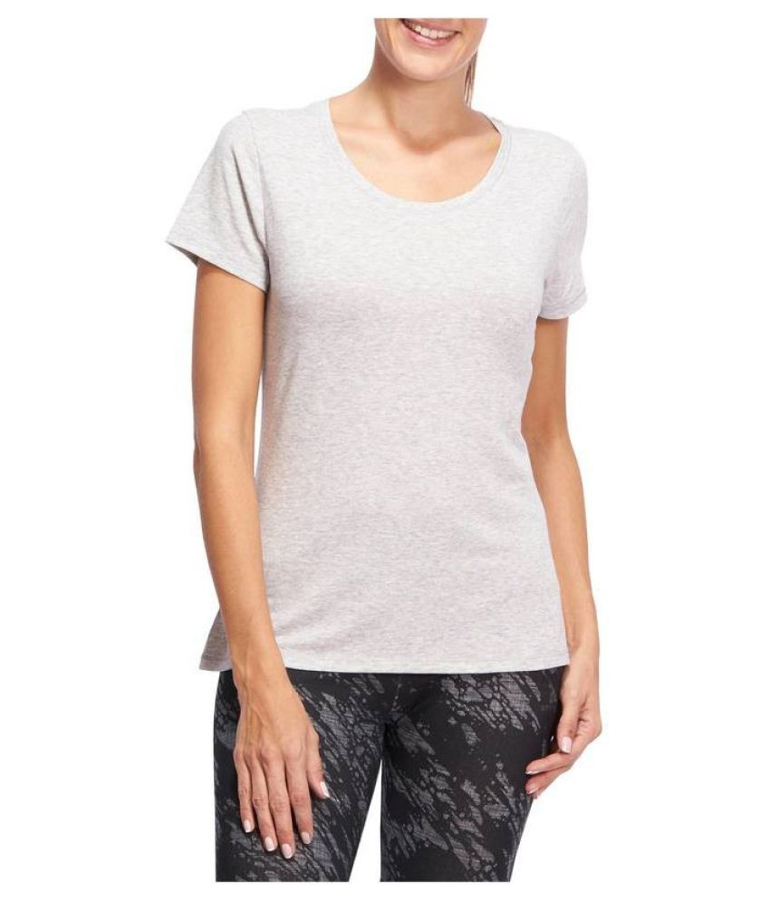 DOMYOS Women's Regular-fit T-shirt