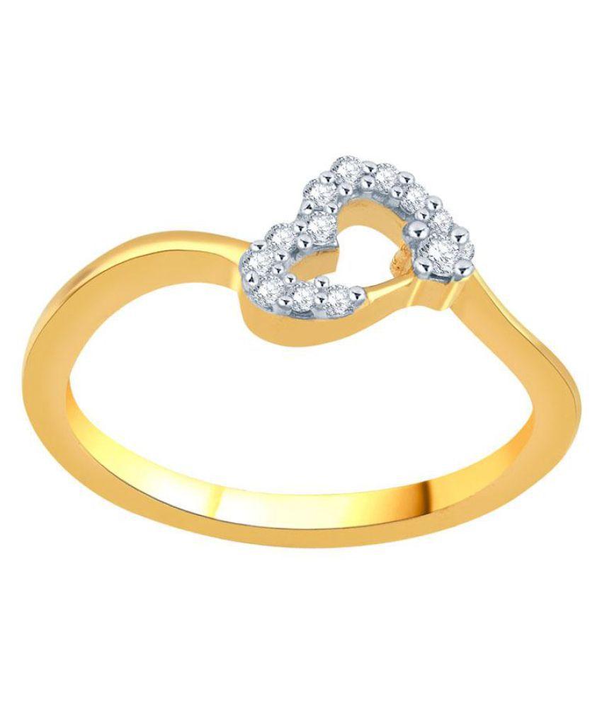 Gili 18k Gold Diamond Ring