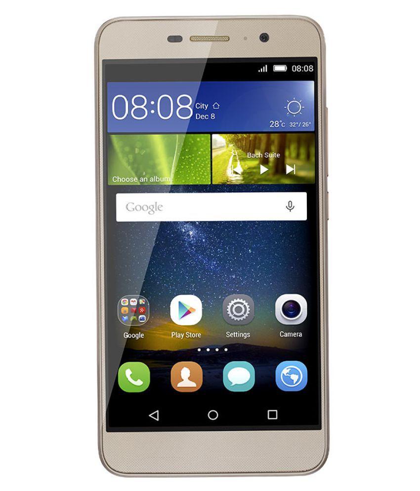 Huawei Honor TIT-AL00 ( 16GB , 2 GB ) Gold