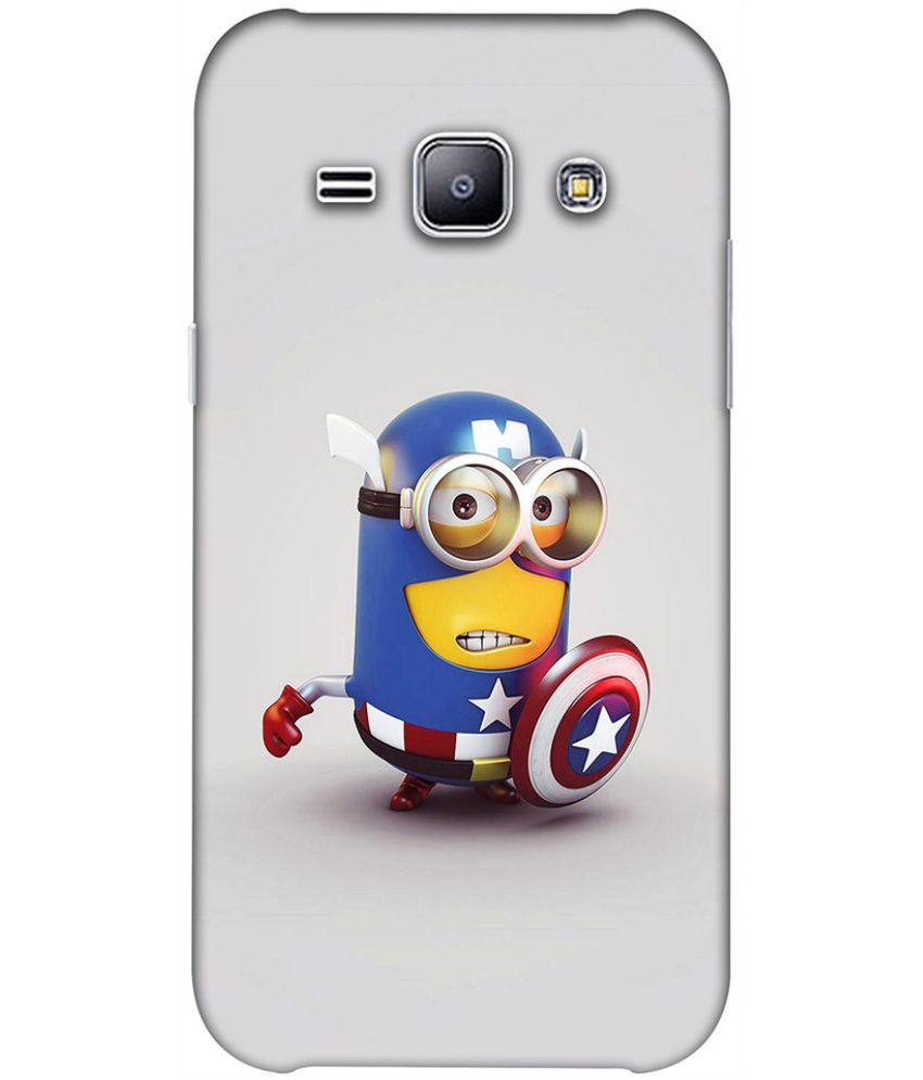 Samsung Galaxy J1 Printed Cover By Clarks