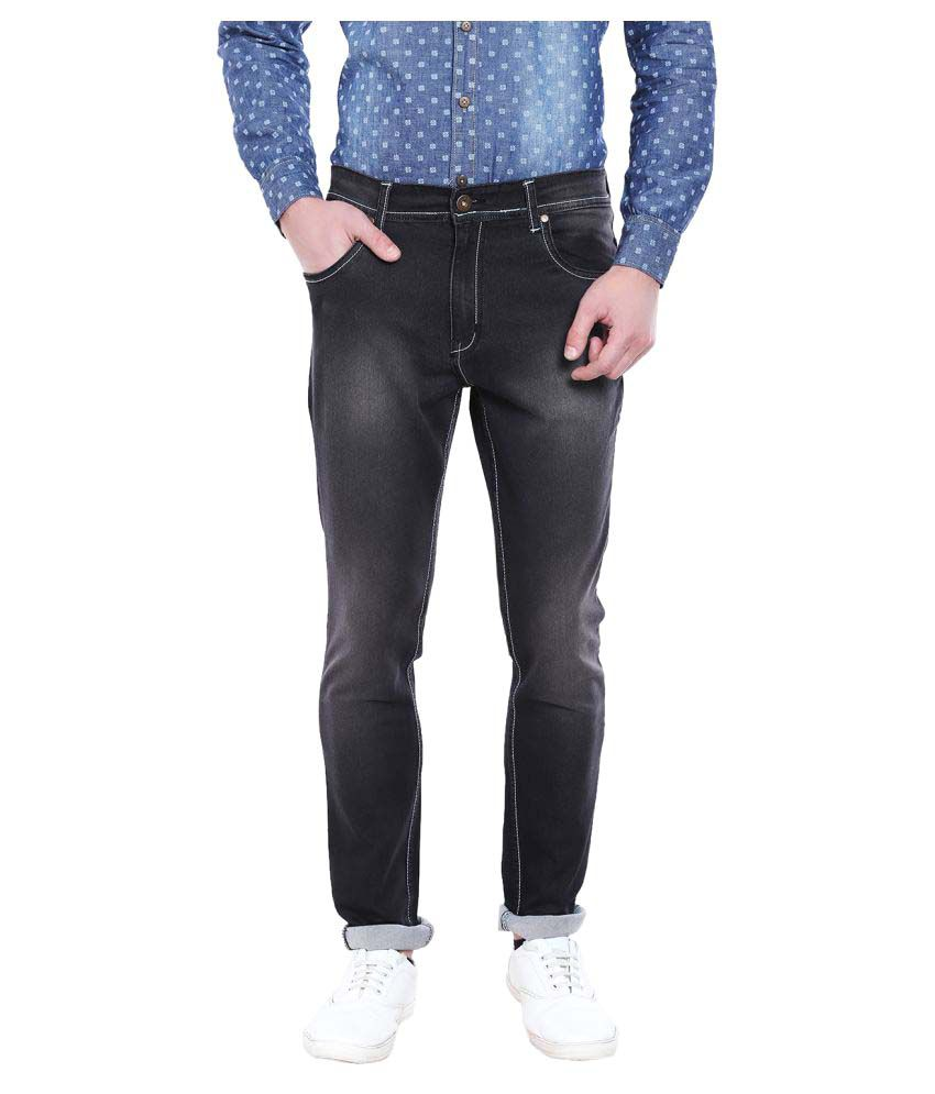 Highstar Black Slim Jeans