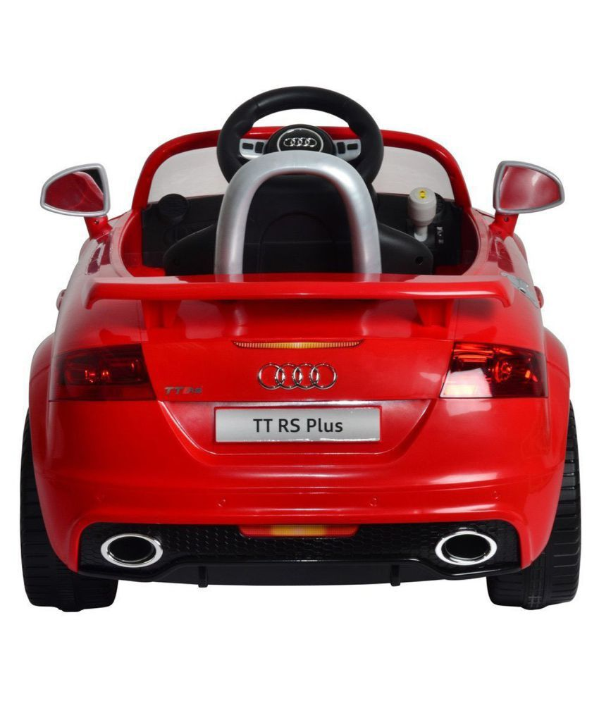 getbest 12v battery operated ttrs plus ride on car for kids with remote controllicensed
