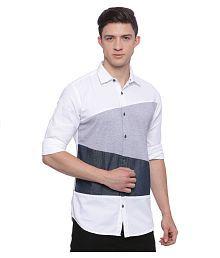 Campus Sutra Multi Casual Regular Fit Shirt