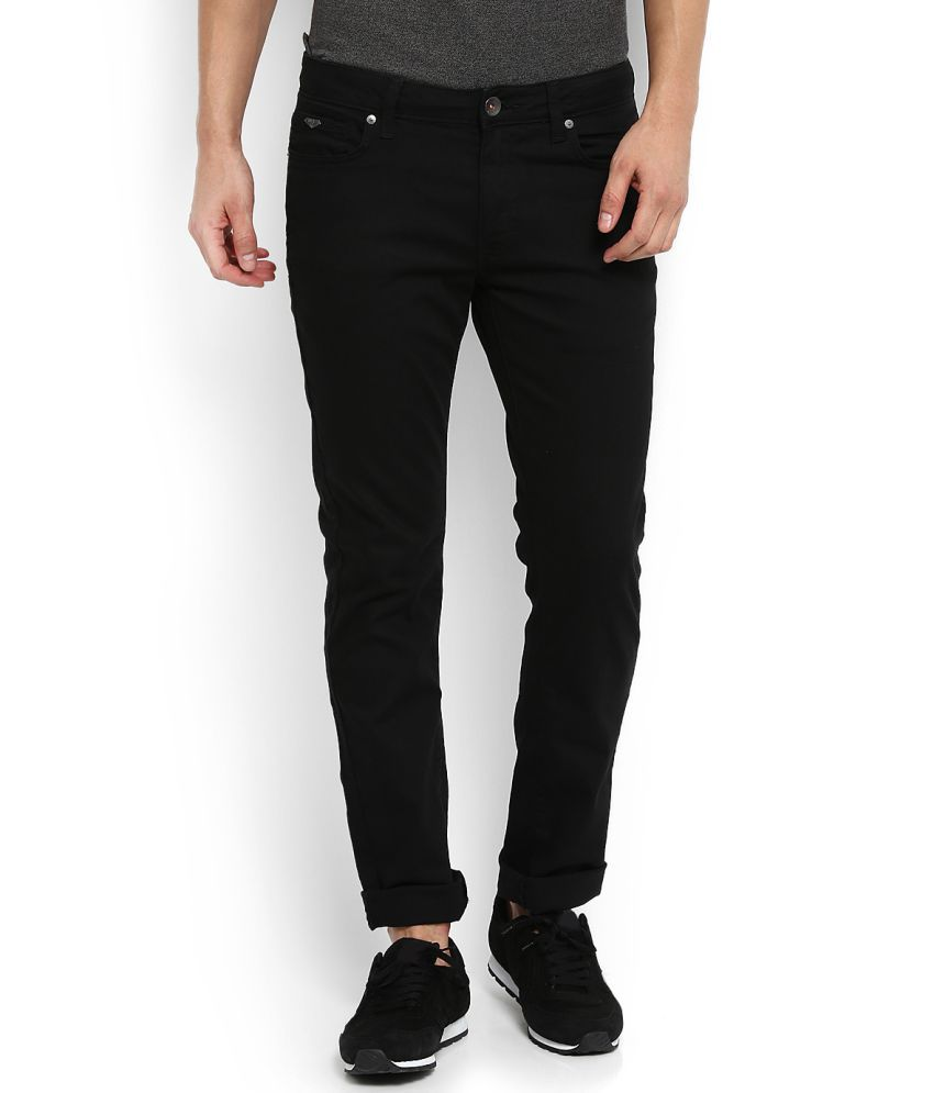 United Colors of Benetton Black Skinny -Fit Jeans