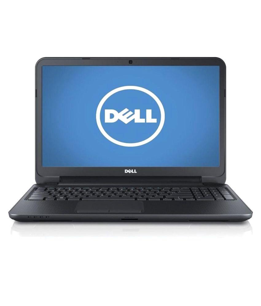 Dell Inspiron 3567 Notebook (6th Gen Intel Core i3- 4GB RAM- 39.62cm(15.6)- Ubuntu- 2GB Graphics) (Black)