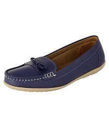 Kalibre Blue Casual Shoes