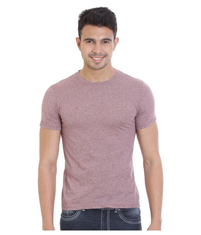 HOLS Red Round T-Shirt