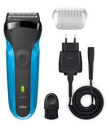 Braun 310s - W&D Foil Shaver ( Black&Blue )