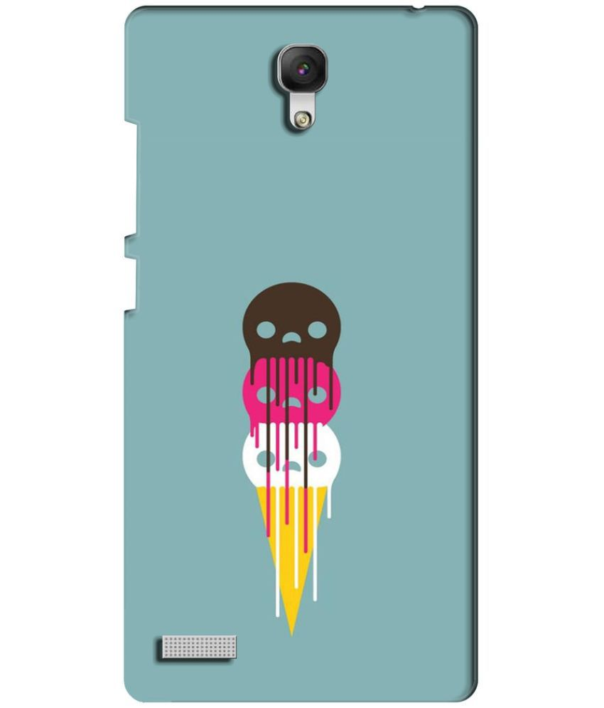 Xiaomi Redmi Note 4G 3D Back Covers By Aman
