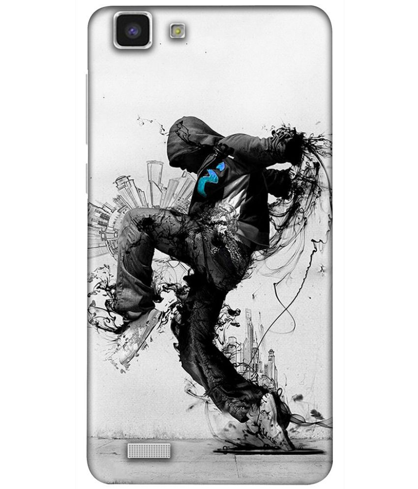 Vivo Y27L Printed Cover By Clarks