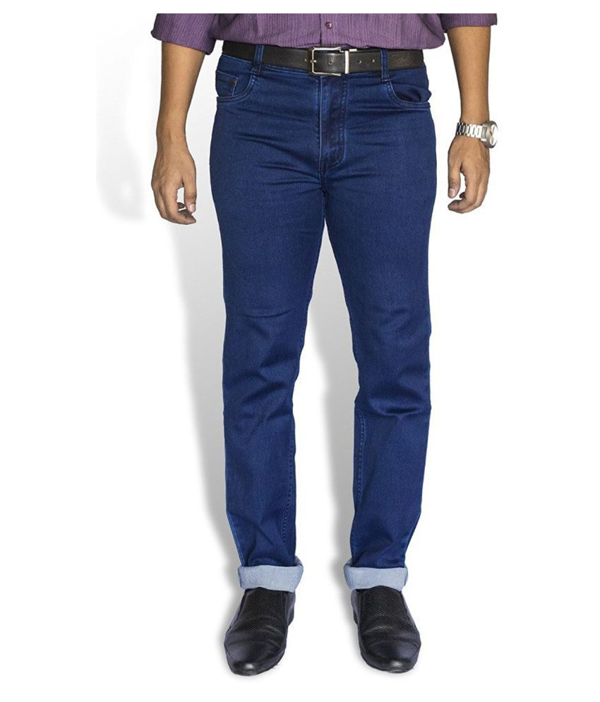 Revolution Blue Relaxed Jeans