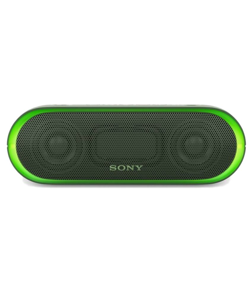how to connect to sony srs xb20
