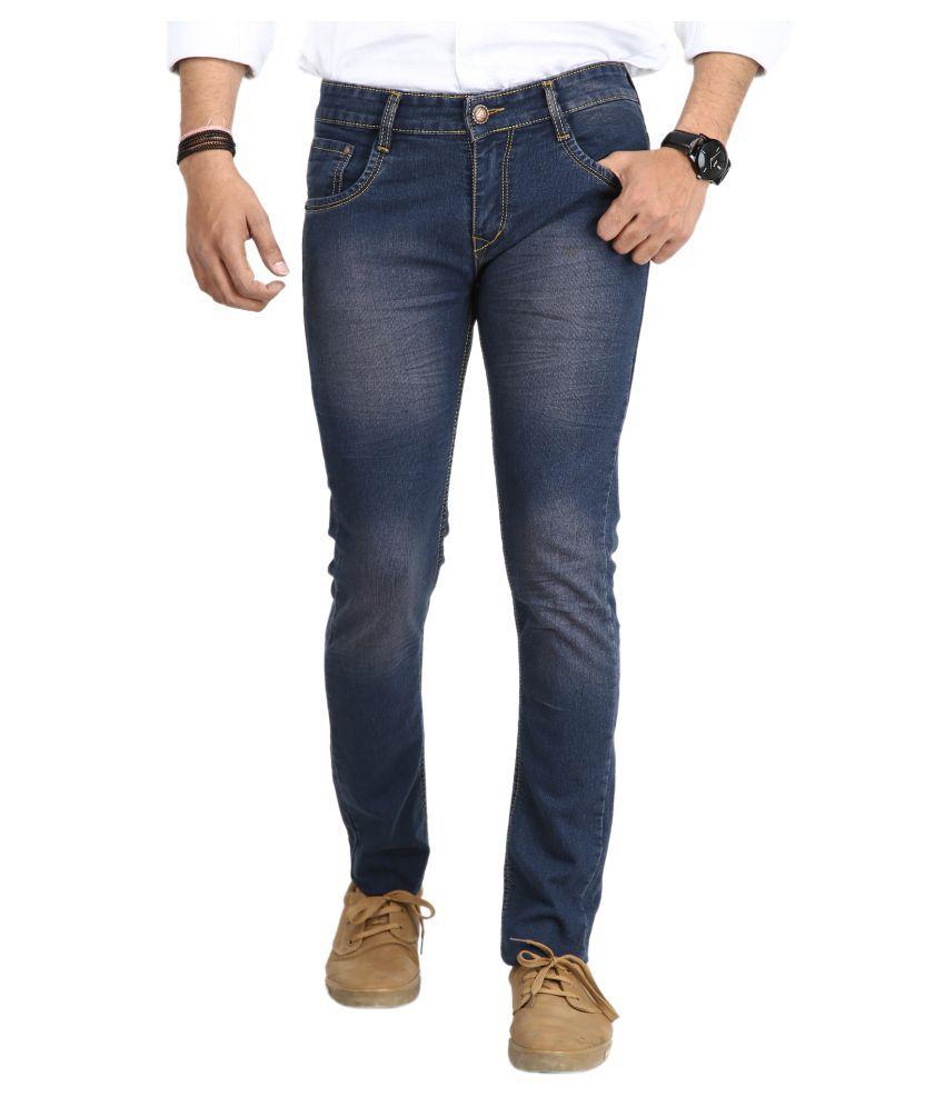 Porcupine Blue Slim Jeans