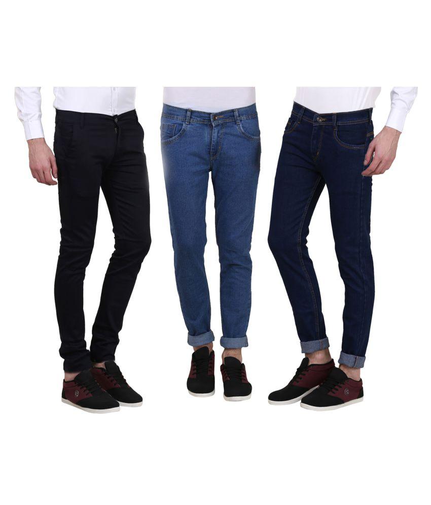X-Cross Multi Slim Jeans