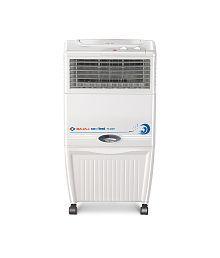 Bajaj 37 Ltr TC 2007 Tower Cooler - White-For Medium Room