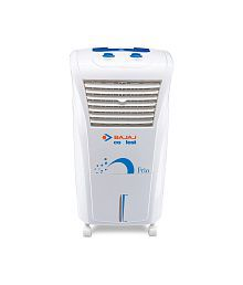 Bajaj Coolest 23 Ltr Frio Personal Cooler - White-For Small Room