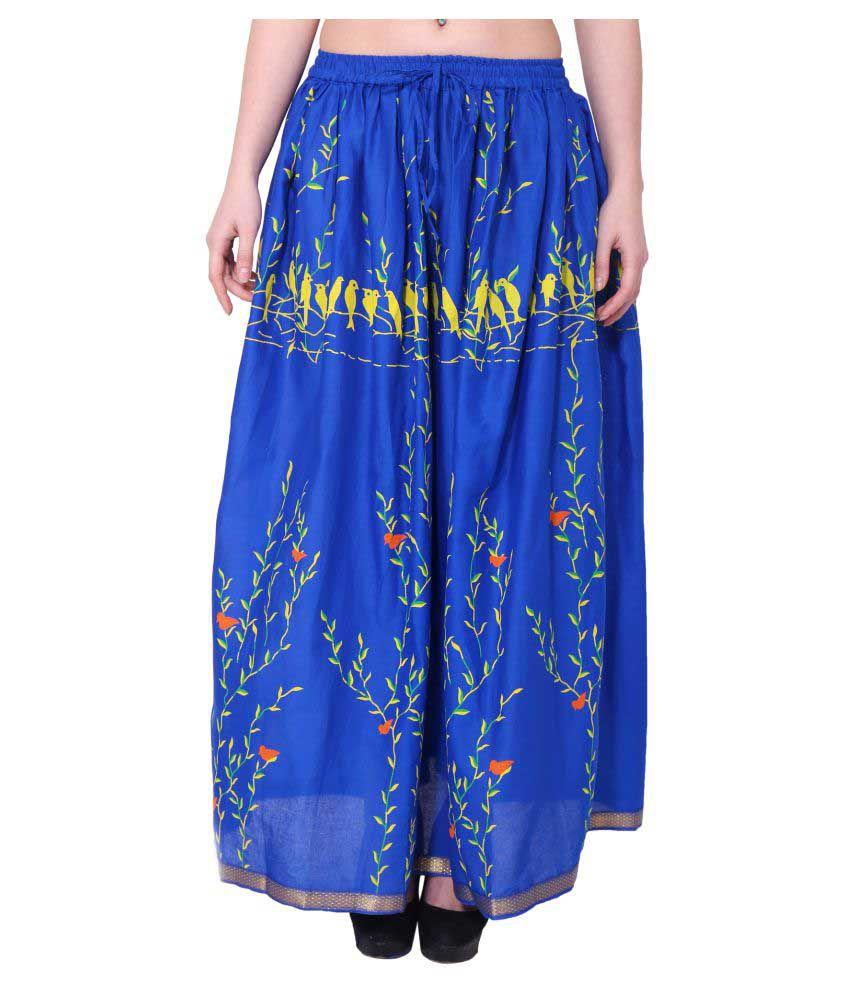Magnus Cotton Circle Skirt