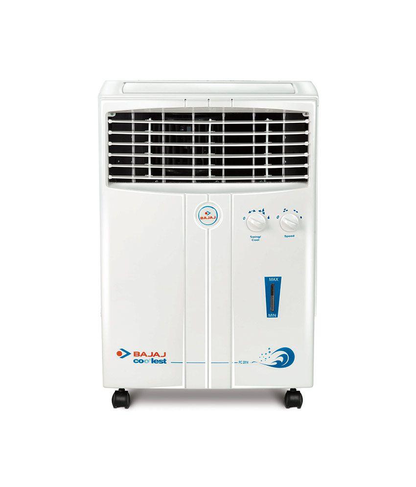 Bajaj Glacier 20 Ltr PC 2014 Air Cooler - White