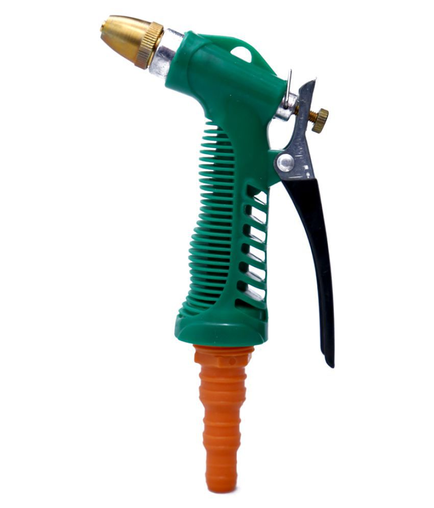 Gocart Plastic Nozzle Water Spray Gun Car & Parking Wash