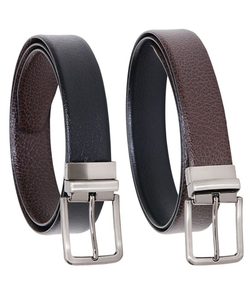 National Leathers Multi Leather Formal Belts