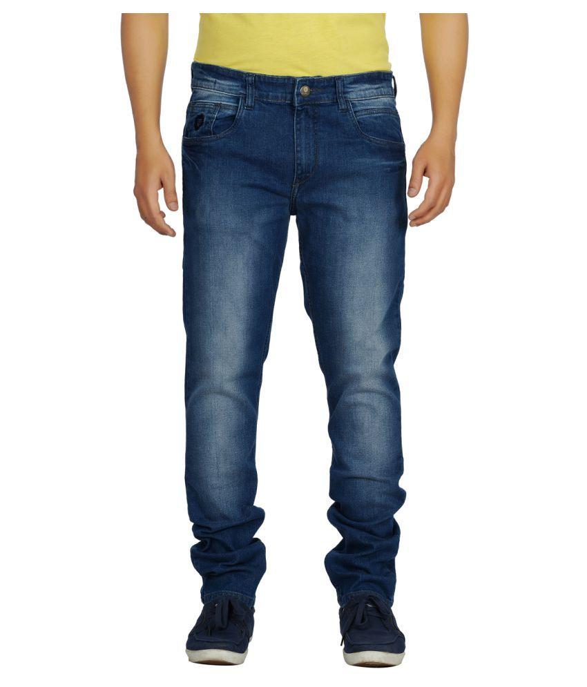 Eupli Blue Skinny Jeans