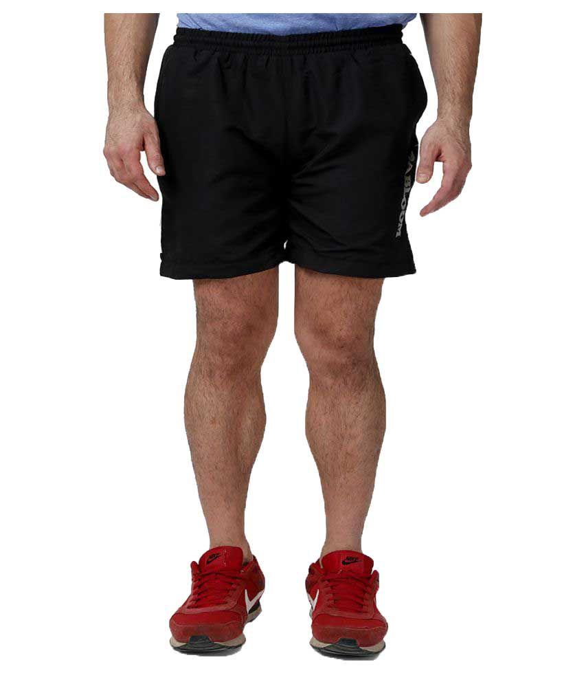 Abloom Black Shorts